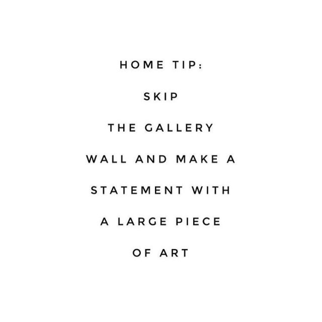 regram Love this tip from behindthebiggreendoor! homedecor home wallart homedesign