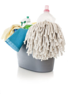 cleaning bucket shutterstock_124163713