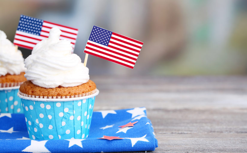 4 Tips to Decorate Your Small Space for July 4th