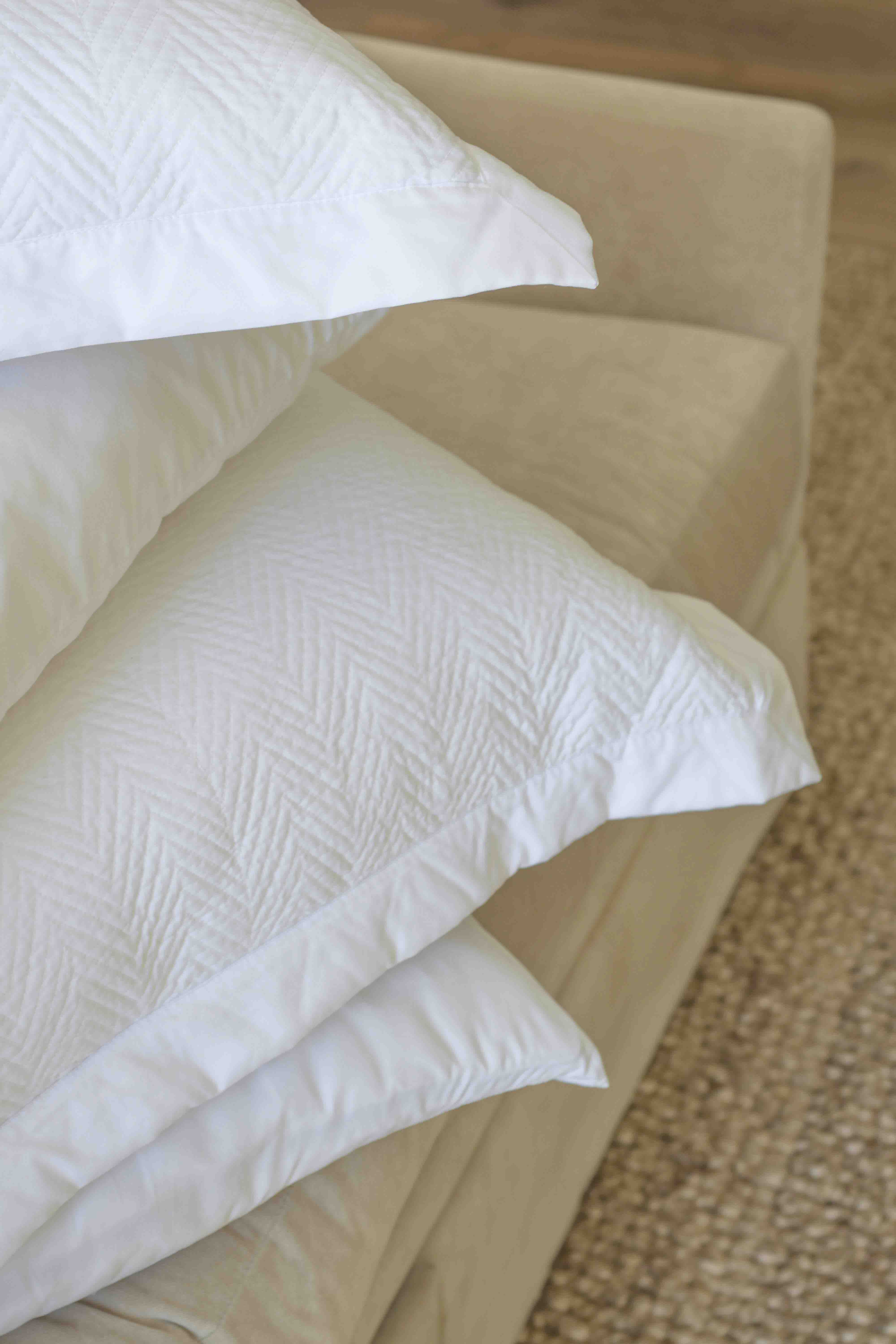 Summer Linens Bedroom Updates for Warm Weather Love ing Home